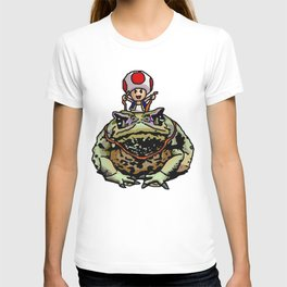 Toad Racing T-shirt