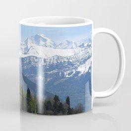 Eiger Bernese Oberland Switzerland Coffee Mug