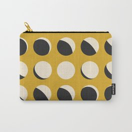 Moon Phased in Honey Carry-All Pouch