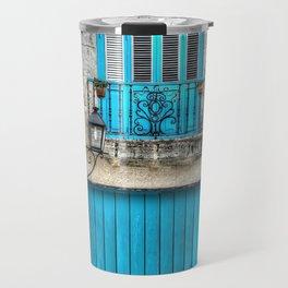 Cuba architecture Travel Mug
