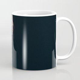 Solo Sailing Boat | Aerial Photography  Coffee Mug