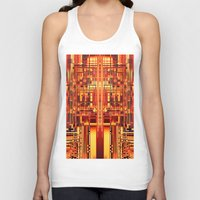 persona Tank Tops featuring PERSONA by Helyx Helyx