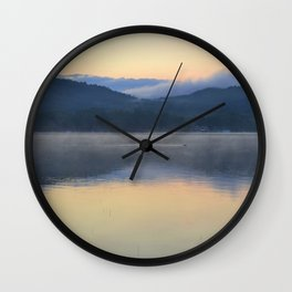 Mysterious Morning Wall Clock