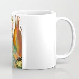 Kioshi Warrior Fanart Coffee Mug