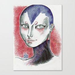 AlienANA  Canvas Print