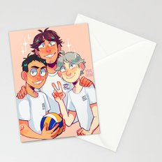 1ST YEAR 3RD YEARS Stationery Cards