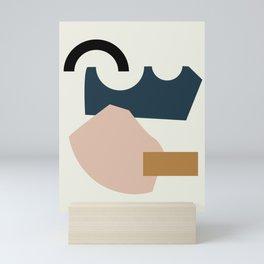 Shape Study #29 - Lola Collection Mini Art Print