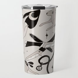 Witchy Flash Travel Mug