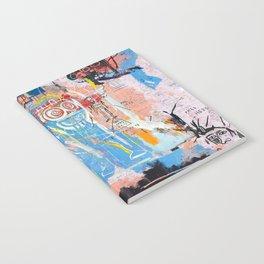 Basquiat Style 2 Notebook