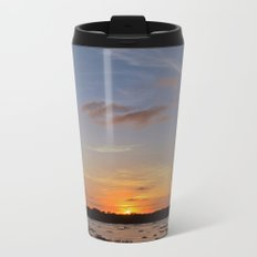 Floating.jpeg Metal Travel Mug