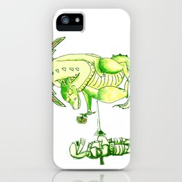 Good v.s. Evil? iPhone Case