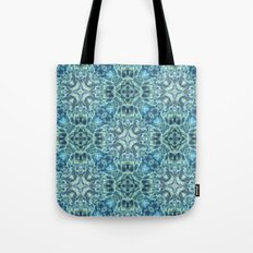 Pooled reflections Tote Bag