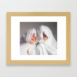 Sanctuary Framed Art Print