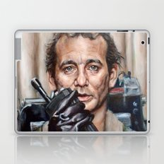 Bill Murray / Ghostbusters / Peter Venkman / Close-Up Laptop & iPad Skin