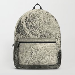 The Divine Comedy By Gustave Doré Backpack