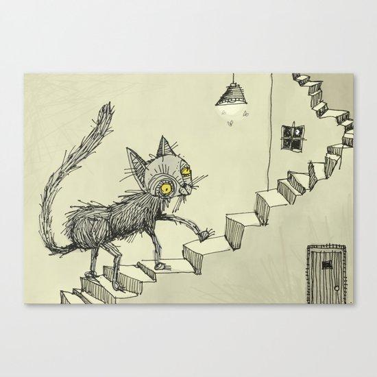 'Goodnight' Canvas Print