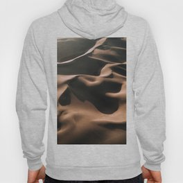 Lovers in the Sand - Aerial Landscape Photography Hoody