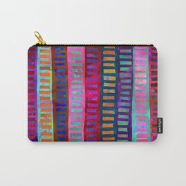PATTERN {Geometric 001} Carry-All Pouch