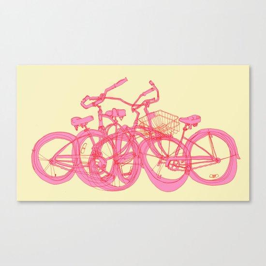 It's WHEELIE cool Canvas Print