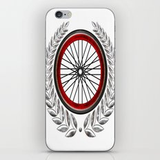 Ride On Shield  iPhone & iPod Skin