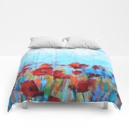 Garden of Delights Comforters