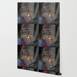 Love candle light Wallpaper