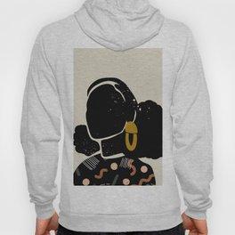 Black Hair No. 4 Hoody