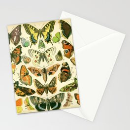 Papillons 1 Stationery Cards