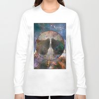 cats Long Sleeve T-shirts featuring Cats by LSjoberg