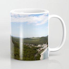 Mount Tomaree Views Coffee Mug