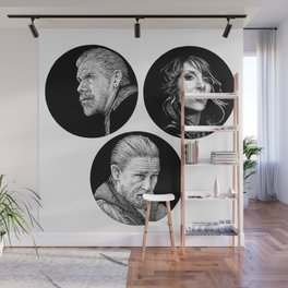 Sons Trilogy Wall Mural