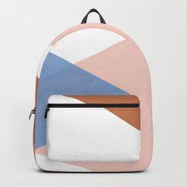Geometrics - moroccan sky Backpack