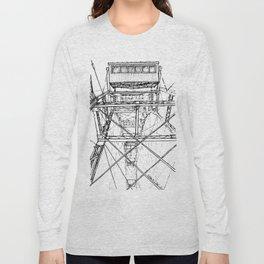 Ferris Wheel, Vienna Long Sleeve T-shirt