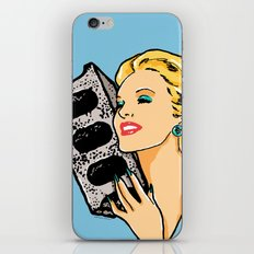 All Desires Turn to Concrete - American Oddities #1 iPhone & iPod Skin