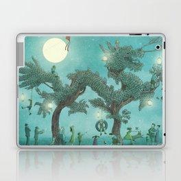 The Night Gardener - Dragon Tree night option  Laptop & iPad Skin