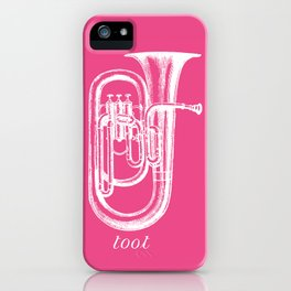 Toot iPhone Case