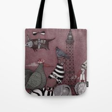 Animal Convention Tote Bag