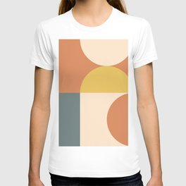 Abstract Geometric 04 T-shirt