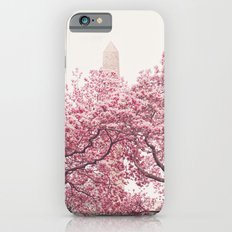 Central Park - Cherry Blossoms iPhone 6s Slim Case