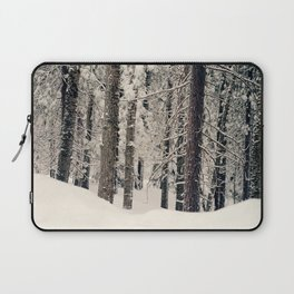 Winter Woods 1 Laptop Sleeve