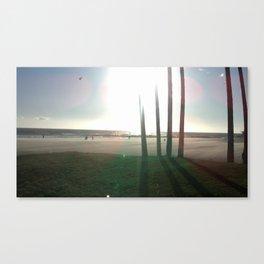 Venice Haze Canvas Print
