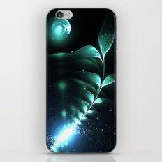 Alien Plant iPhone & iPod Skin