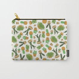Lots of Cacti & Succulents Carry-All Pouch