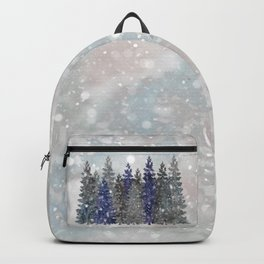 Waiting for Christmas Backpack