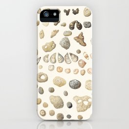 Sea shore Netania iPhone Case