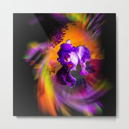 Fertile imagination - Lili  12 Metal Print