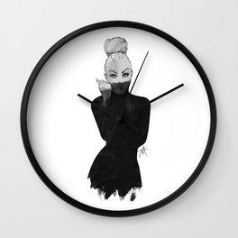 SNAP! Wall Clock