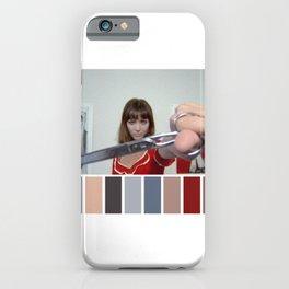 Pierrot Le Fou iPhone Case