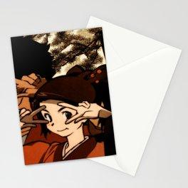 Samurai Champlo Stationery Cards