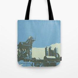 Industrial Tote Bag